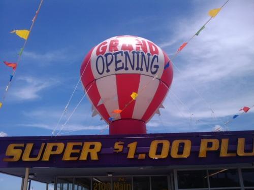 Hot Air Balloon Inflatable