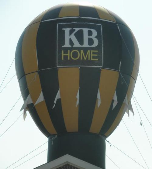 KB Home Hot Air Balloon Inflatable