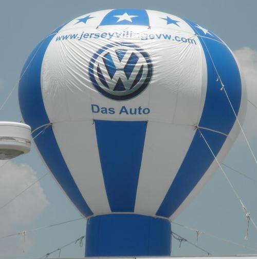 VW Giant Hot Air Balloon
