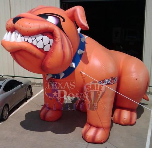 Bulldog Inflatable