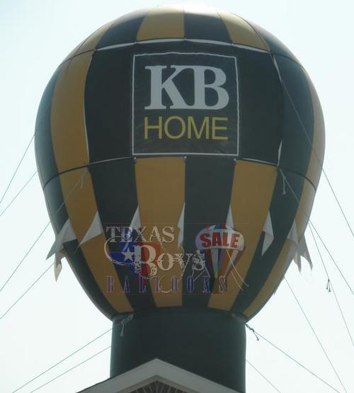KB Home Hot Air Balloon Inflatable