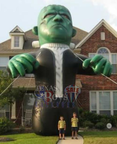 Hallowe'en Monster Balloon